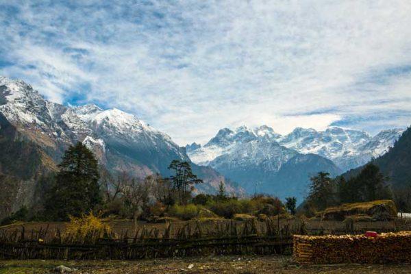 Trek Annapurna Thorangla pass