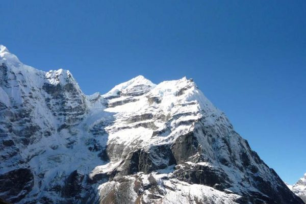 Peak Pharchamo Climbing