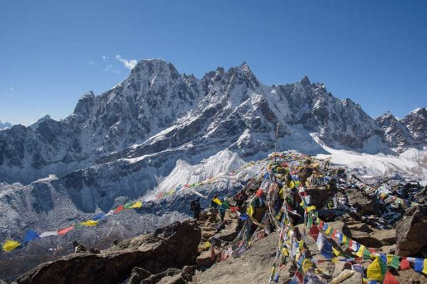 High Pass Renjo-la and Gokyo