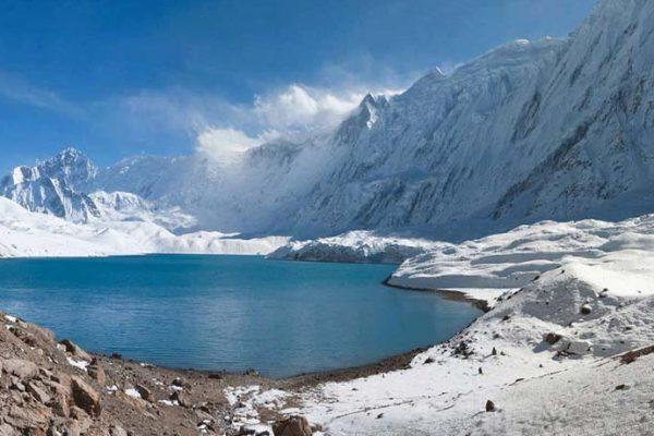 Trek Narphu Tilicho Pass