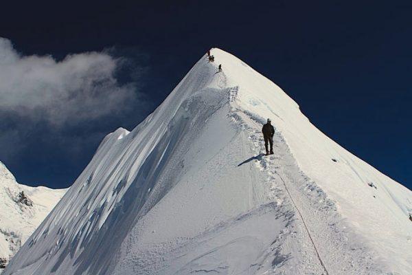 Trekking and Climbing