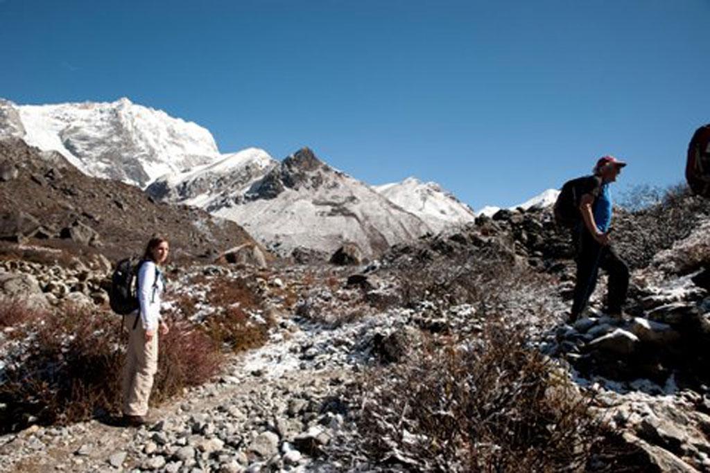 """Langtang-trekking"