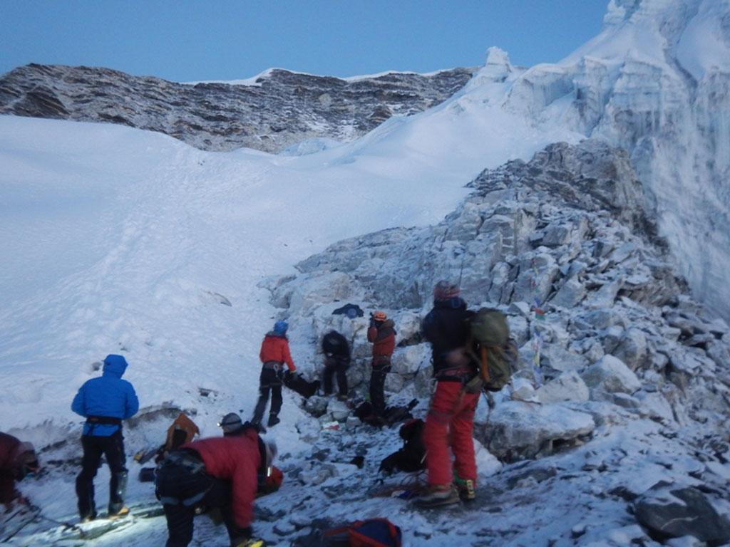 """Sherpani-Mera-peak"