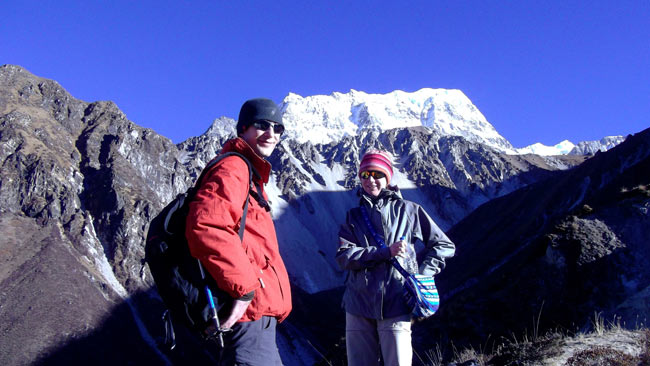 Langtang Valley Ganjala Pass Trek