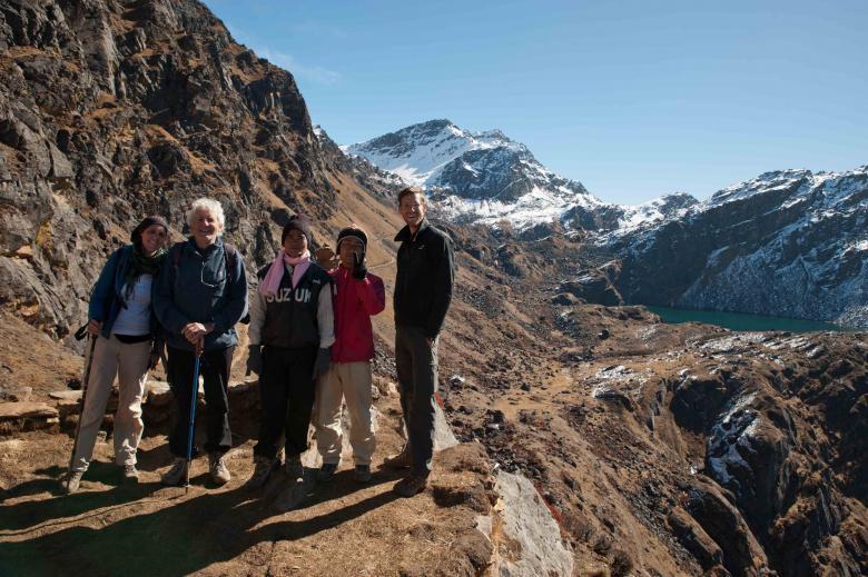 Lodge Trekking