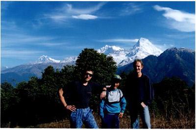 3 Person Group Lodge Trek