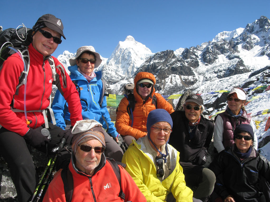French-Group-in-Kanchenjung