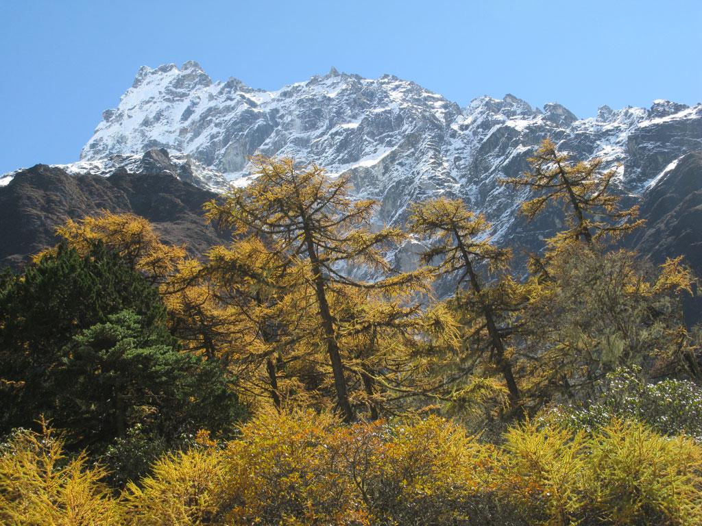 """""""Kanchenjunga-trek"""