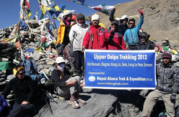 Nepal Alsace Treks & Expedition