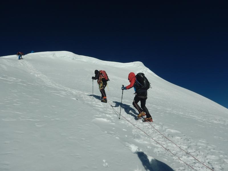 Pera peak Climbing