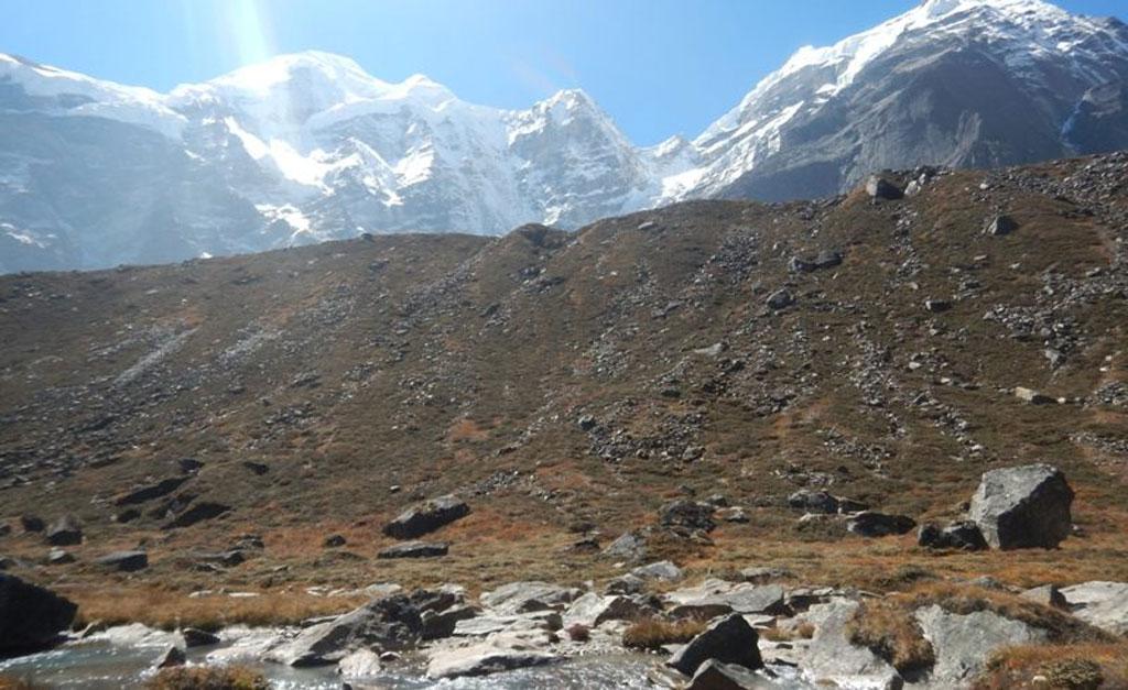 """""""four-days-Mera-peak-climbin"""