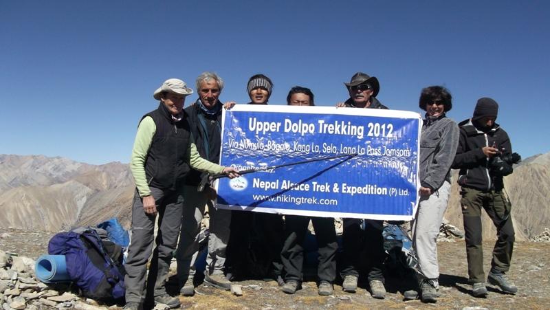 Lang La pass (5,002m)