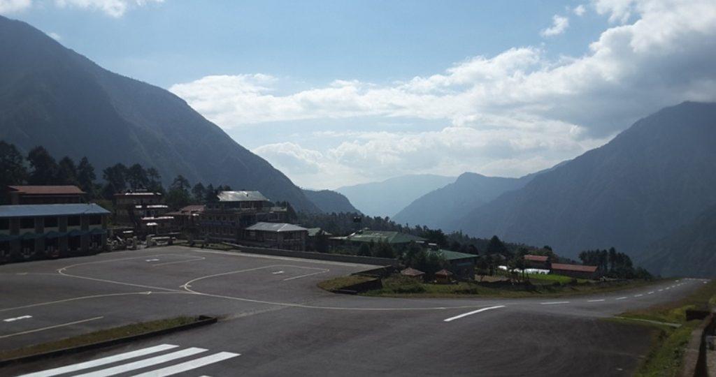 Lukla Flight booking