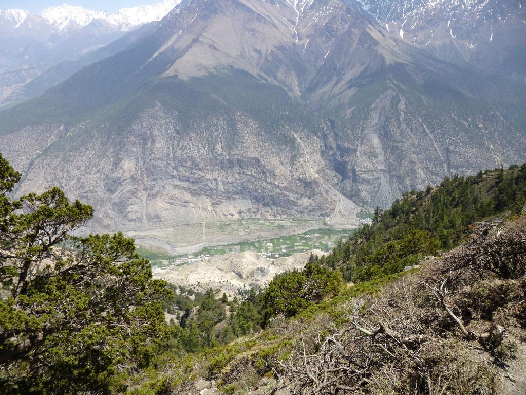 Marpha to Thapa peak climbing package