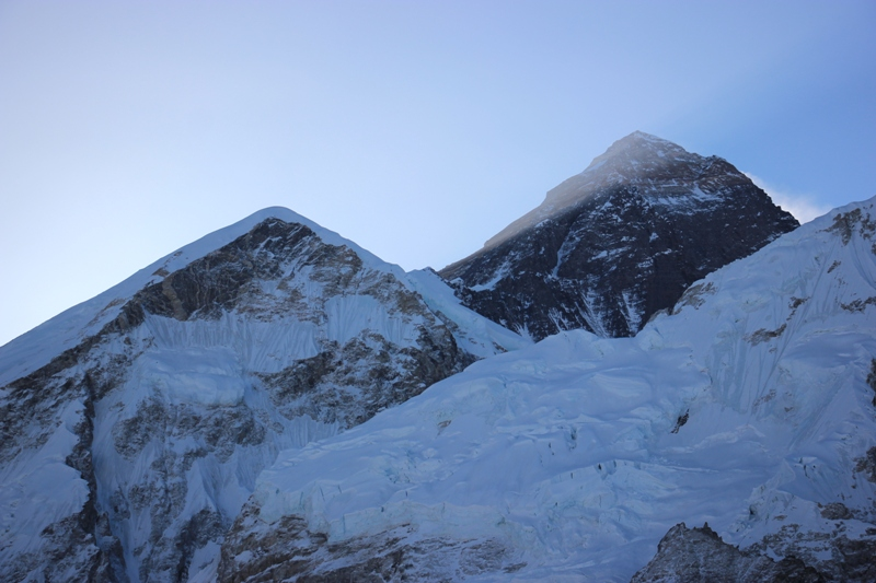 Trek au Nepal