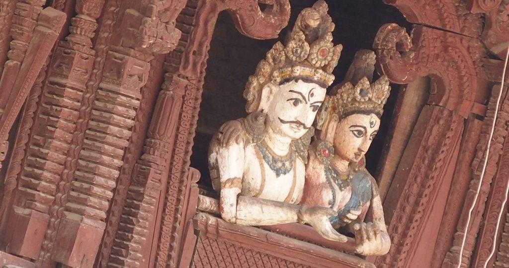 Visit Kathmandu and Mountain View
