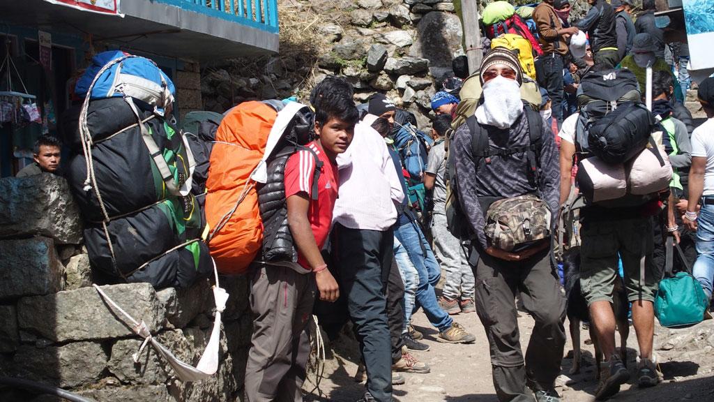 """""""Sherpa-guide"""