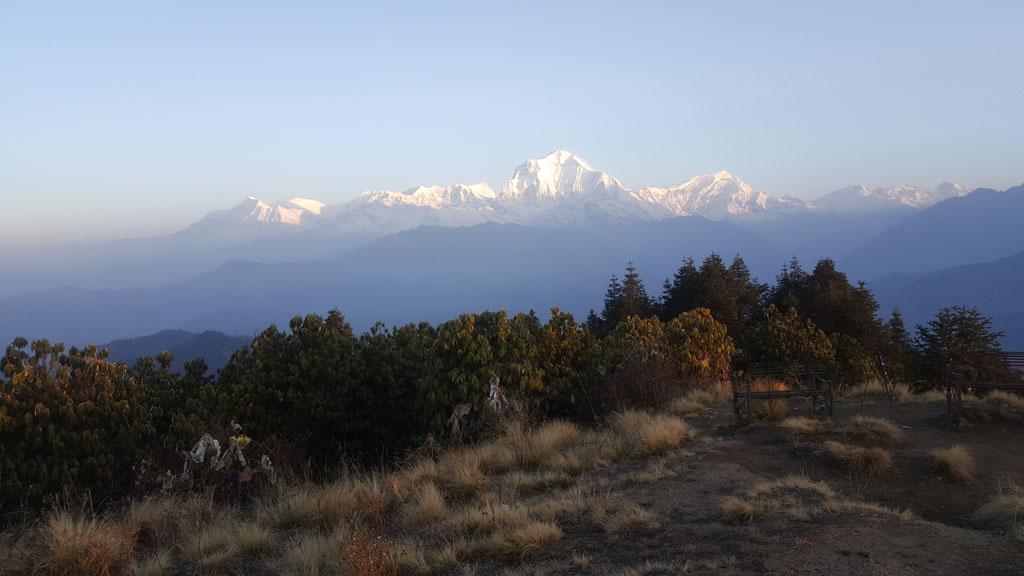 """""""winter-trek-in-Nepal"""