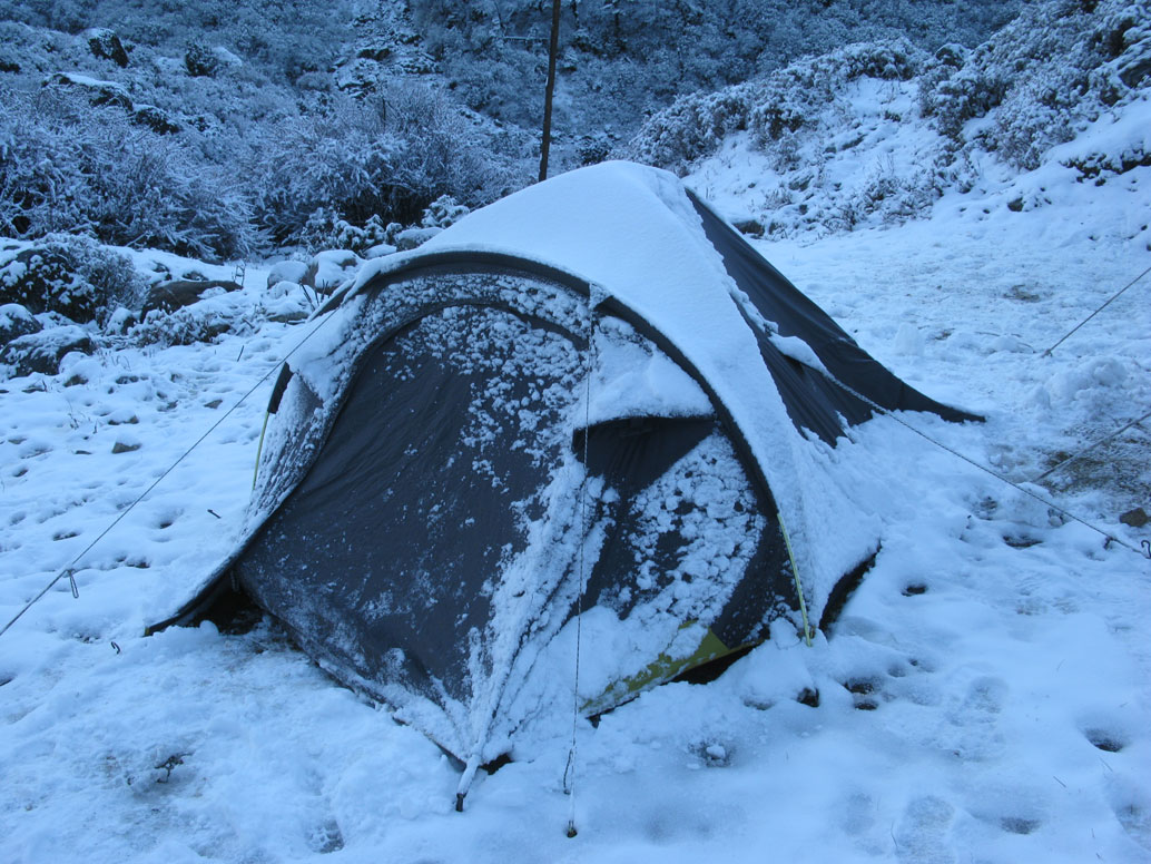langshisa peak climbing Nepal