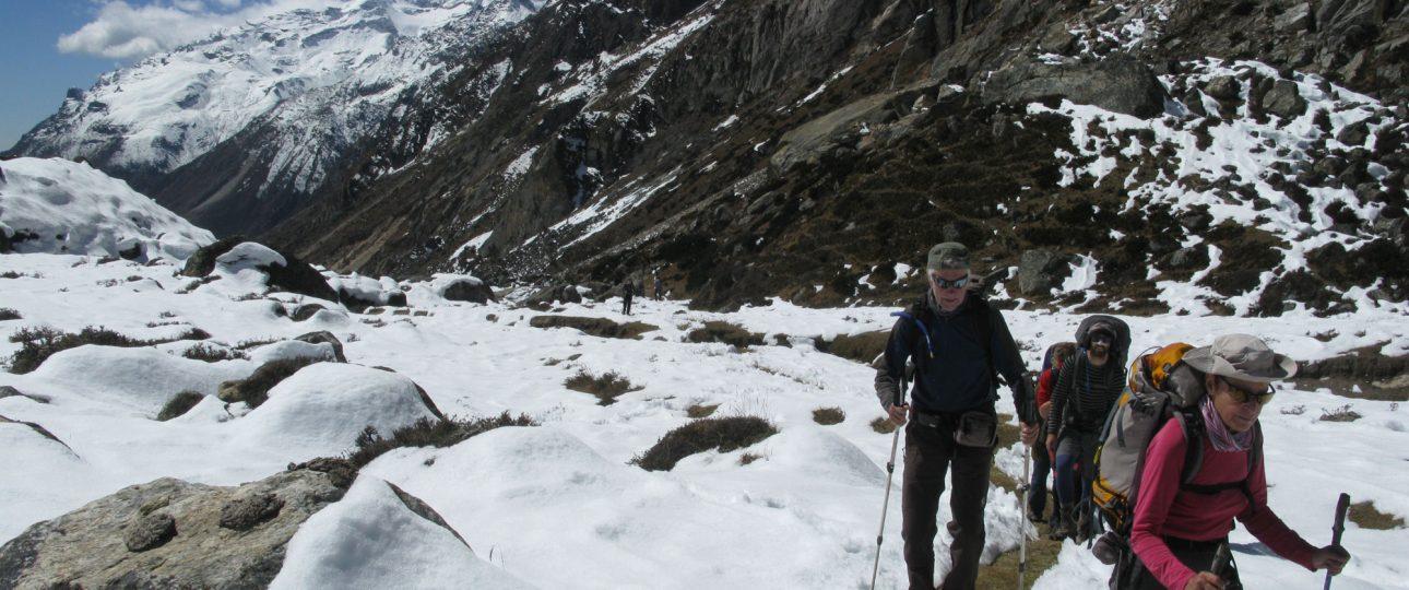 Nepal Peak climbing information