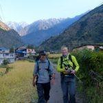 Lodge Trek Annapurna