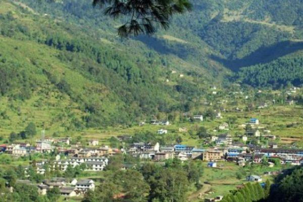 Jiri three col pass Trekking
