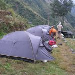 8 Person Group Camping Trek