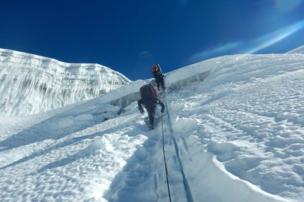 Lukla to Mera peak