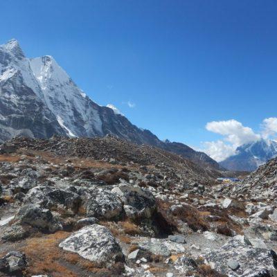 Dingboche to Island peak climbing package