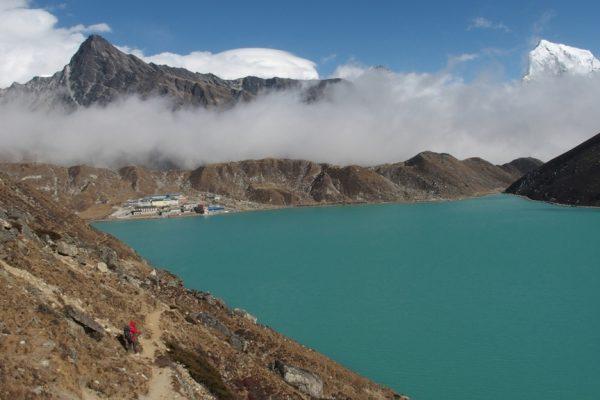 Jiri Three col pass trek