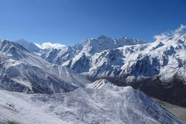 Summer trek in Nepal