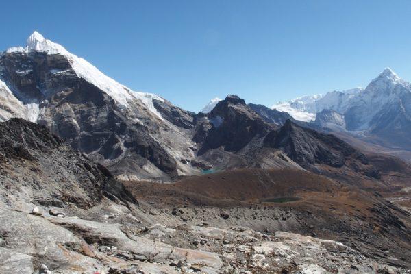 Three days Lobuche peak climbing package