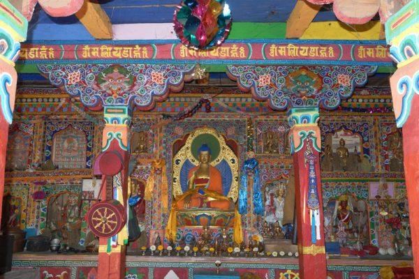 Manaslu Annapurna Mustang Trek