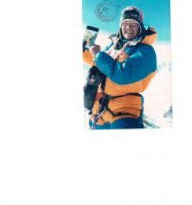 I am Nuru Jangbu Sherpa