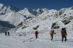 Why should book a trek through Nepal Alsace?