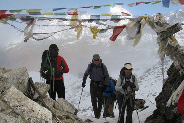 Basantapur Kanchenjunga trek