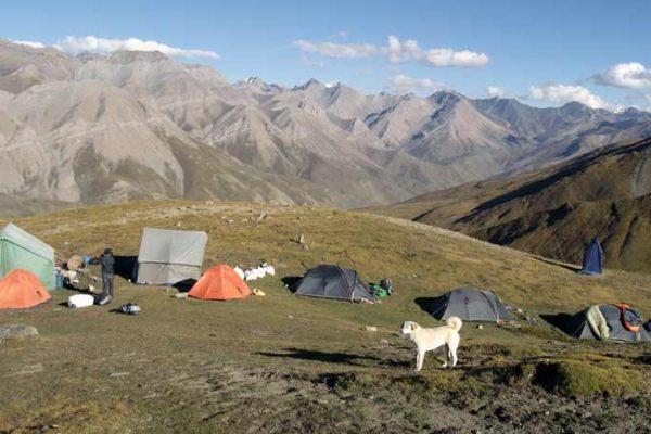 Dolpo Kagmara pass Trekking