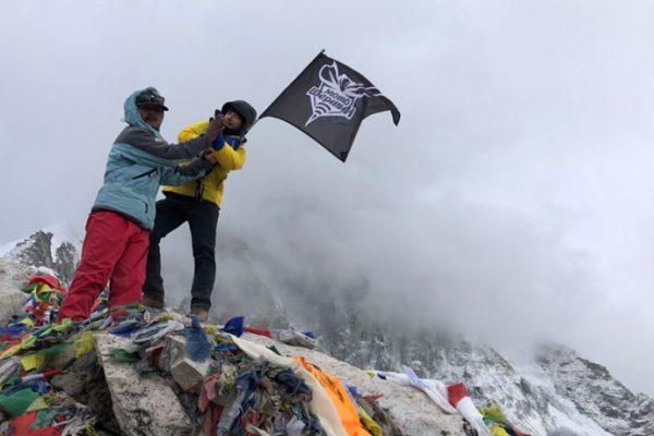 Everest base camp trek 2022