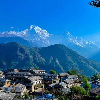 Kathmandu Ghandruk Trekking