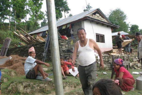 NonTourist Region Trekking Nepal