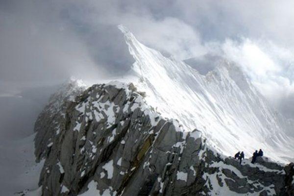Sherpani col pass, Mera peak climbing